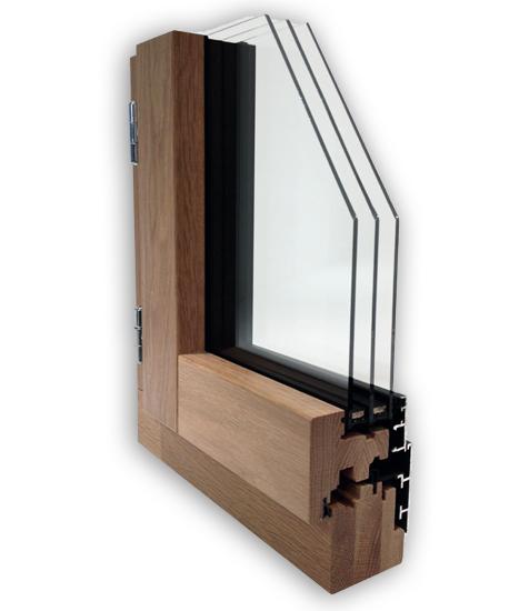 Porte d ingresso blindate mazzini serramenti for Finestre di legno