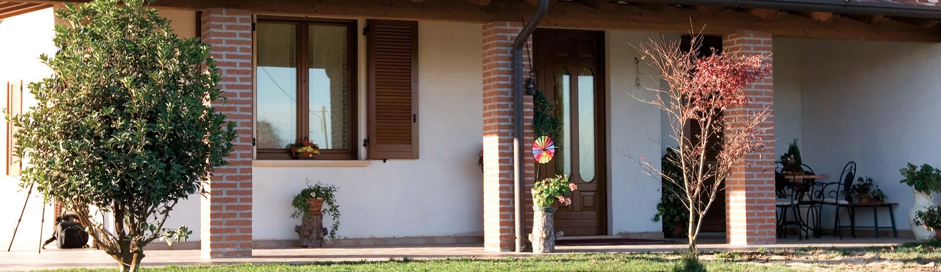Serramenti per nuove abitazioni di lusso mazzini serramenti for Abitazioni di lusso