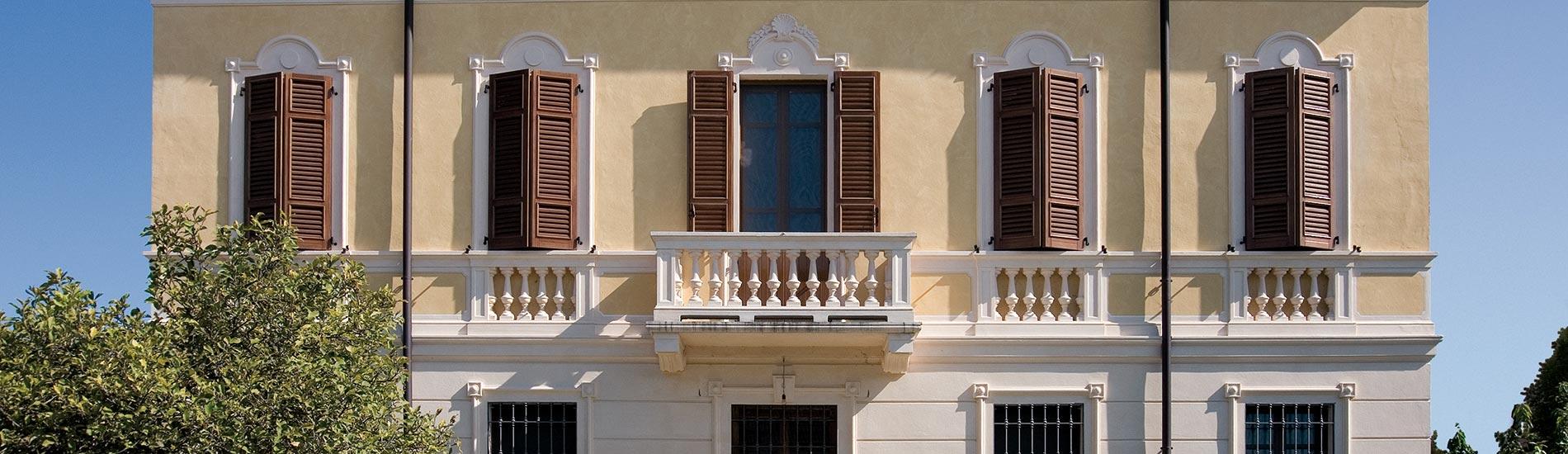 Cambiare Colore Infissi Alluminio serramenti per palazzi storici e d'epoca | mazzini serramenti