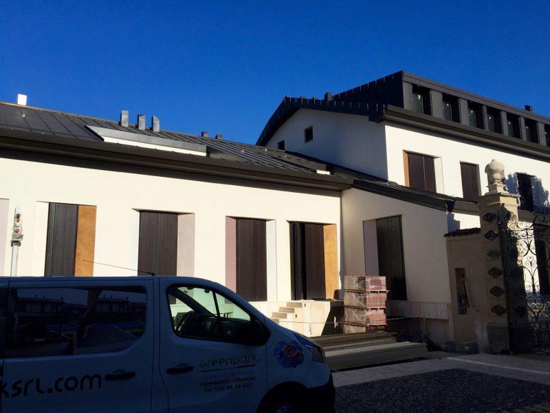 Finestre altissimo isolamente termico Filanda Magenta - Mazzini Serramenti