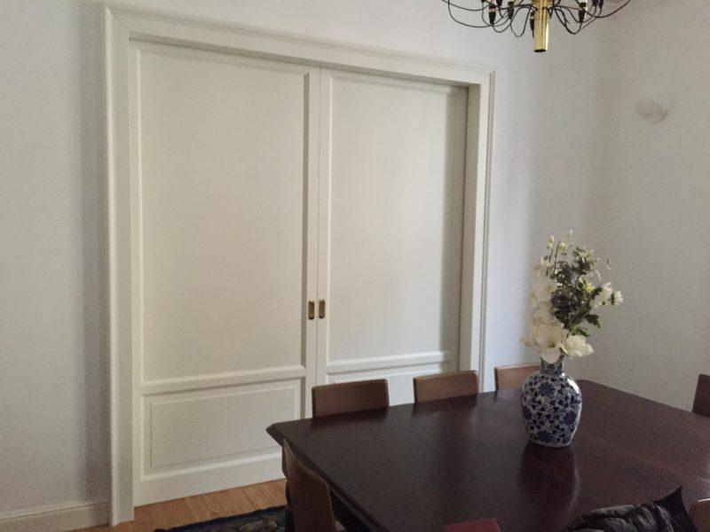 Ristrutturazione appartamento privato Milano - Mazzini Serramenti